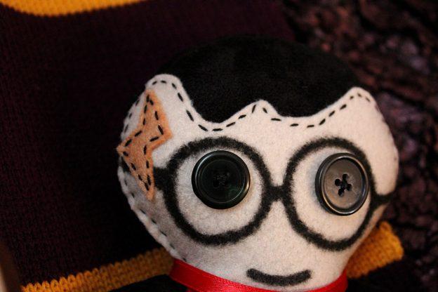 Harry zoom tête